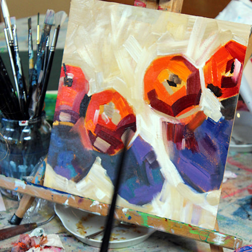 ArtShed Adult Art Classes
