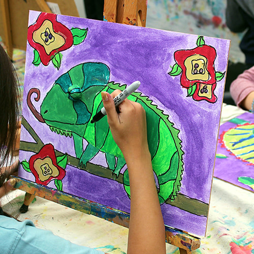 ArtShed Art Camps